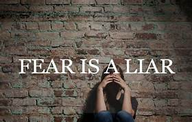 Image result for song fear is a liar